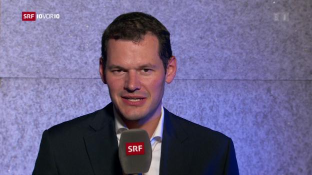 Video ««Pierre Maudet, wie schätzen Sie Ihre Chancen ein?»» abspielen