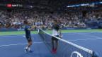 Video «Live-Highlights Federer - Kohlschreiber» abspielen