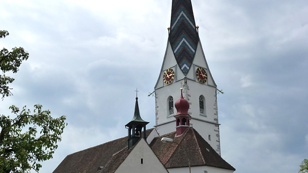 Glockengeläut der Kirche St. Mauritius, Pfeffikon