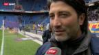 Video «Fussball: Stimmen zu Basel - Luzern» abspielen