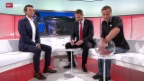 Video «Fussball: Cup, Auslosung Viertelfinals» abspielen