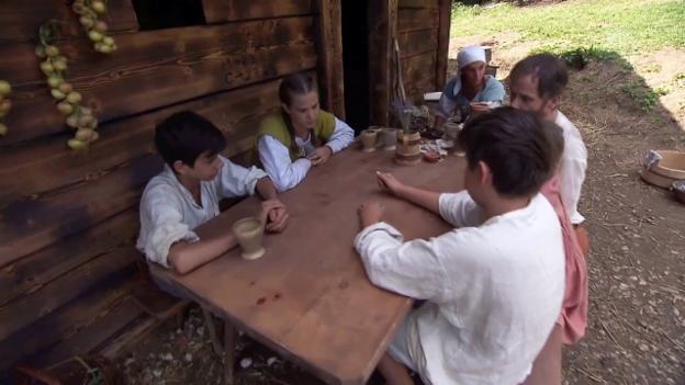 Video «Zeitvertreib anno 1517» abspielen