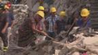 Video «Amatrice immer noch eine Trümmerwüste» abspielen
