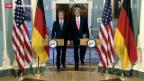 Video «Syrien-Krieg: Russland geht auf Konfrontation zum Westen» abspielen