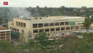 Video «Geiseldrama in Kenia beendet» abspielen