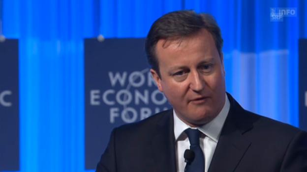 Video «Cameron über den Verbleib Grossbritanniens in der EU» abspielen