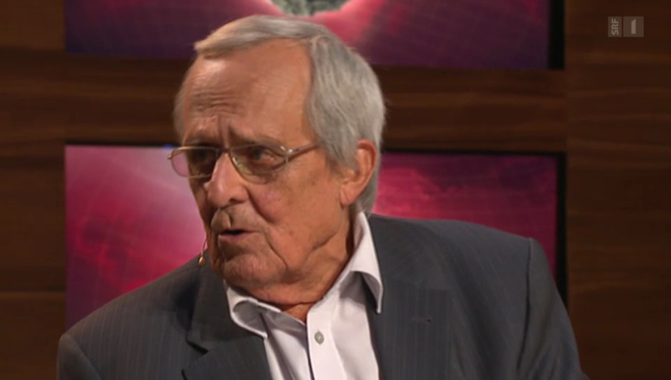 Kabarettist Dieter Hildebrandt ist tot