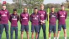 Video «Fussballspiele im Schatten des Terrors» abspielen