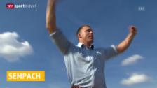 Video «Schwingen: Sempach zum Schwinger des Jahres ausgezeichnet» abspielen