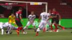 Video «Xamax überzeugt gegen Lugano» abspielen