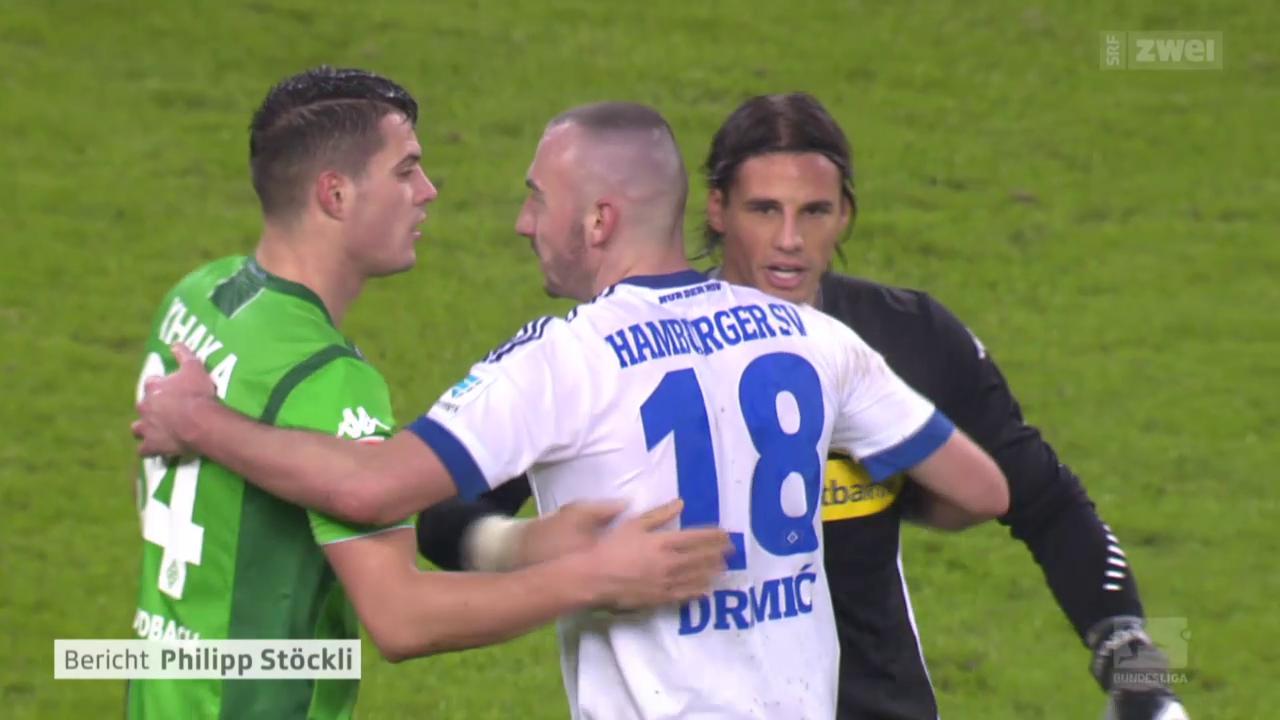Drmic gewinnt mit dem HSV gegen sein Ex-Team