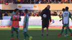 Video «Zinedine Zidane für waadtländer Nachwuchs» abspielen