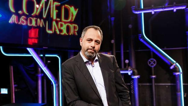 Video «Best of Comedy aus dem Labor» abspielen