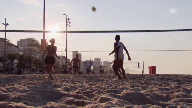 Video «Spektakulär: Futevolei in Brasilien» abspielen