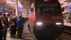 Video «Bundesrat lanciert Abstimmungskampf für Bahn-Fonds» abspielen