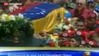Video «Venezuela trauert um seinen Landesvater» abspielen