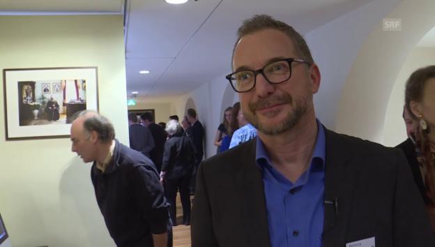 Video «Patrick Rohr: Abschluss an der Hochschule» abspielen