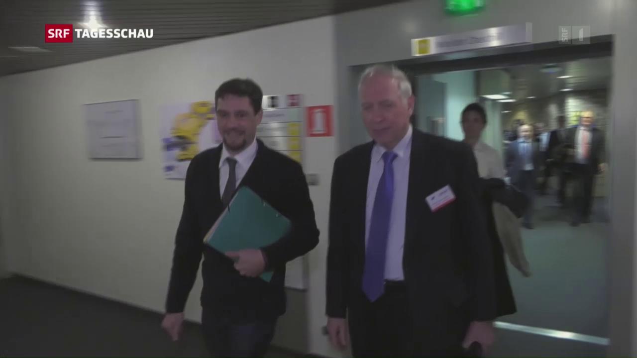 EU-Schweiz: Sie verhandeln – oder eben nicht