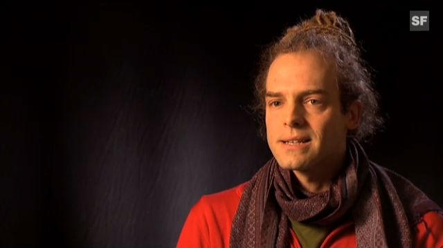 Adrian Wirth: «Glauben ist auch eine Entlastung des Egos»