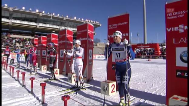 Video «Sprint-Final der Frauen» abspielen