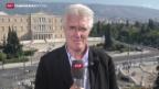 Video «Generalstreik in Griechenland» abspielen