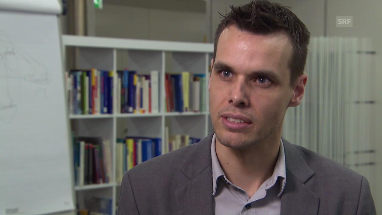 Thierry Golliard über das Start-up-Konzept der Post