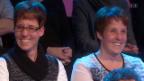 Video «Die Zwillinge Bettina und Barbara» abspielen