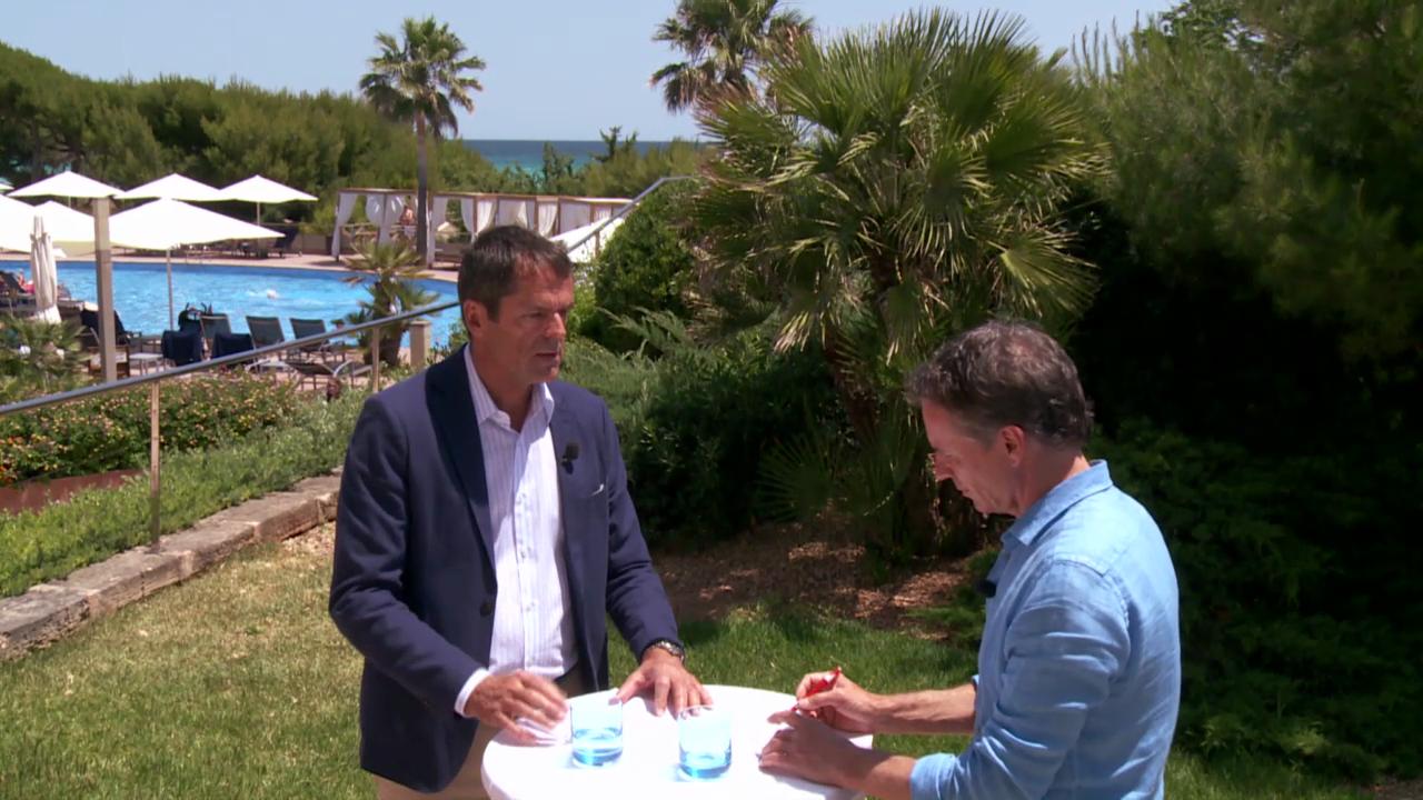 Präsident Schweizer Reise-Verband zum Thema Selberbuchen