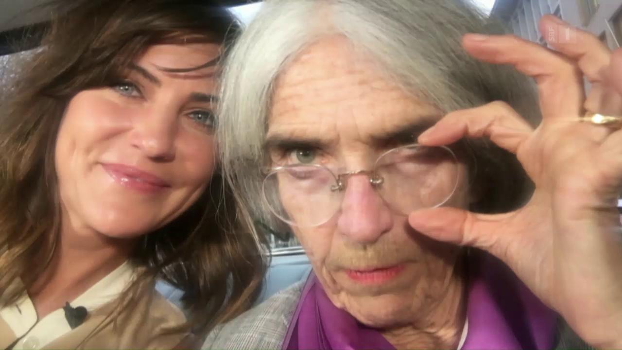 Donna Leon: Mit Allüren und Offenheit in der Limo