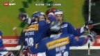 Video «Eishockey: Kloten-Lakers» abspielen