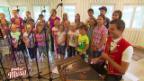Video «Sennsationell: Nachwuchs» abspielen