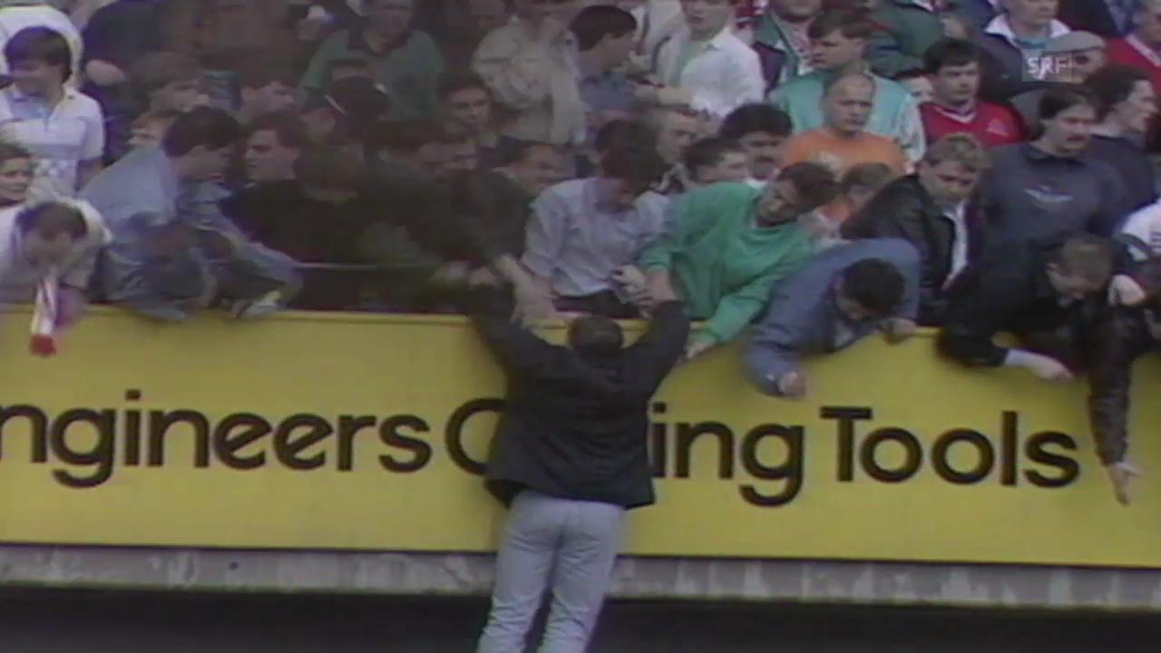 Fussball: Hillsborough-Tragödie