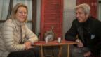 Video «ABBA-Frida und ihr Mini-Comeback im Wallis» abspielen