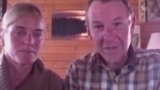 Video «Die Kamera immer im Nacken – Die Auswanderer erinnern sich» abspielen