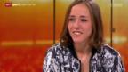 Video «Studiogast: Selina Büchel - Teil II» abspielen