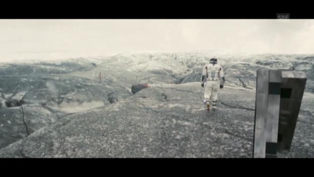 Video «Filmkritik: «Interstellar»» abspielen
