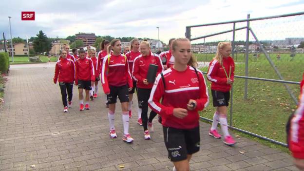 Video «Die «neue» Frauen-Nati vor der WM-Quali» abspielen