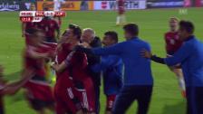 Video «7 Tore bei Bulgarien-Luxembug» abspielen