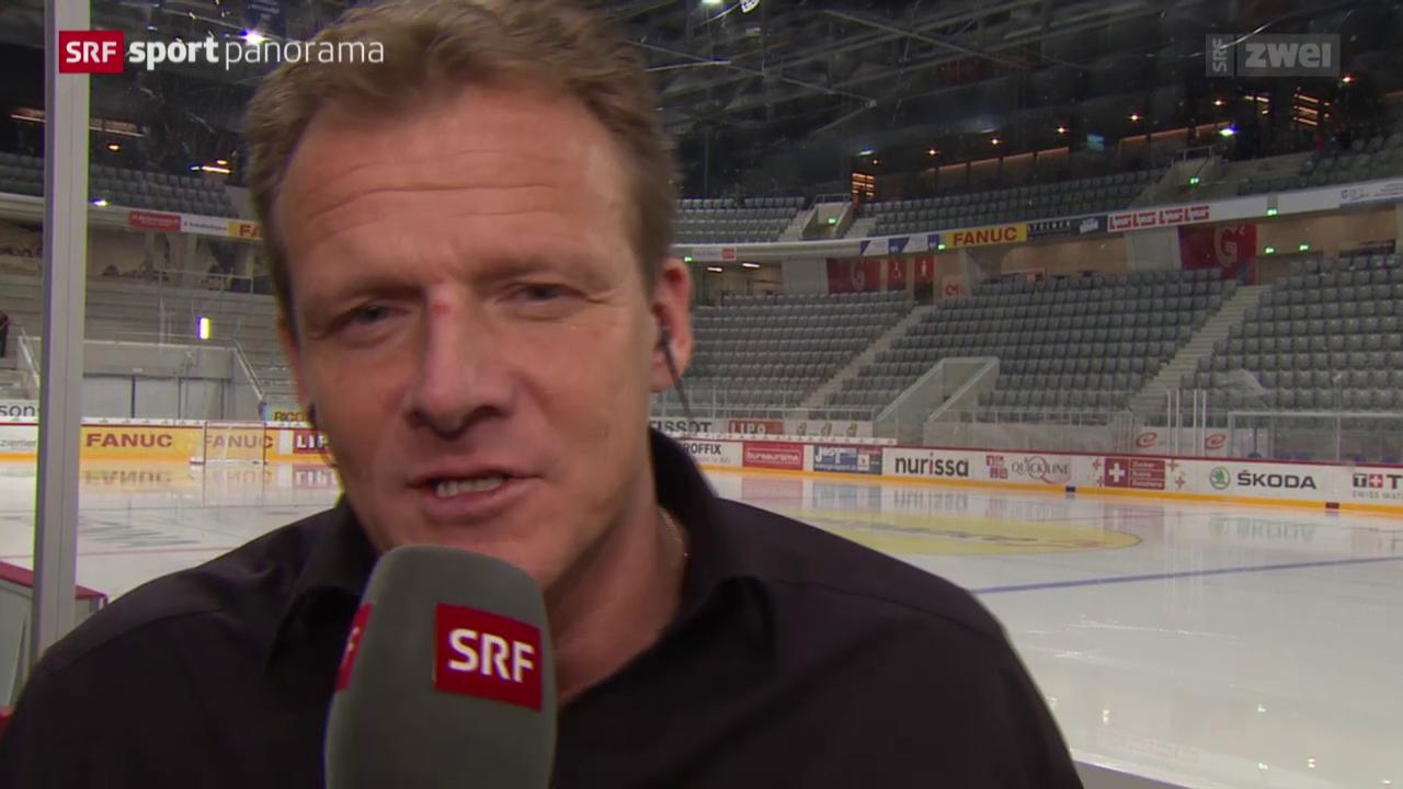 Eishockey: Erleichterung bei Biel-Coach Schläpfer