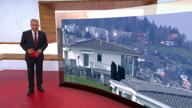 Video «Abschaffung Eigenmietwert | Krise: Messe Schweiz | Swiss Banking» abspielen
