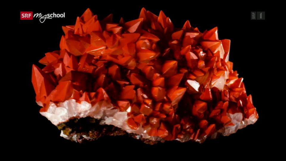 Mineralien und die Entstehung des Lebens