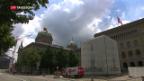 Video «Anschlag in Nizza: Sicherheitslage in der Schweiz» abspielen