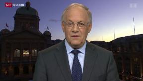 Video «Bundesrat gegen Masseneinwanderungs-Initiative» abspielen