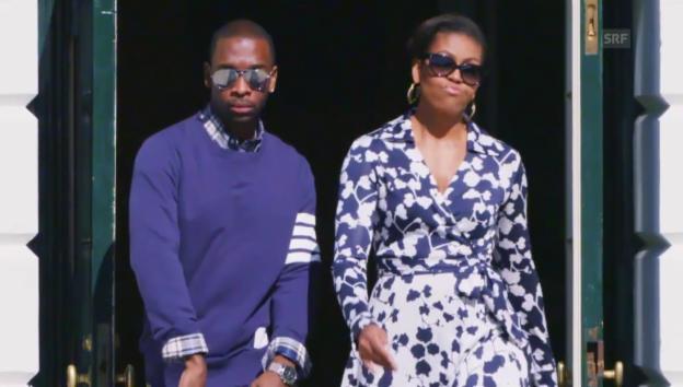 Video «Michelle Obama: «Go to College»» abspielen