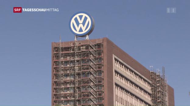 Video «Einigung im VW-Abgasskandal» abspielen