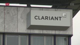 Video «Clariant-Huntsman-Fusion geplatzt» abspielen