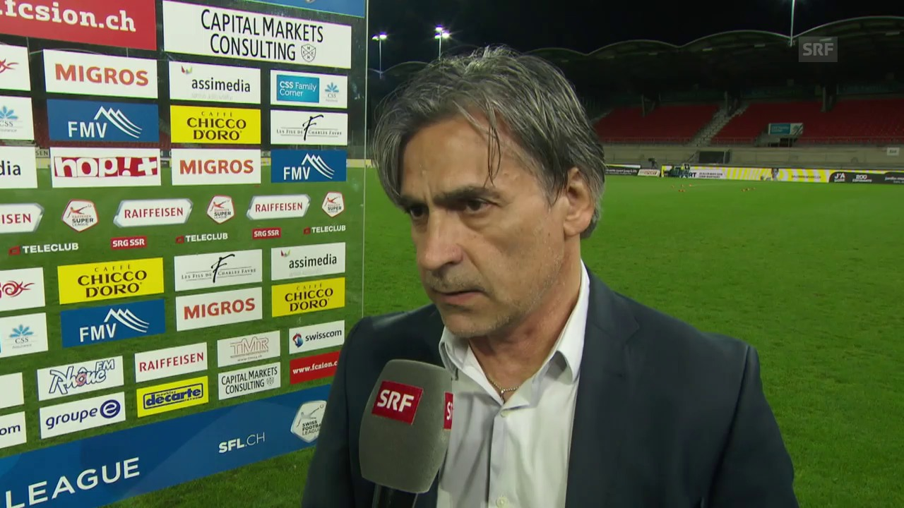 Maurizio Jacobacci: «Es war zu wenig»