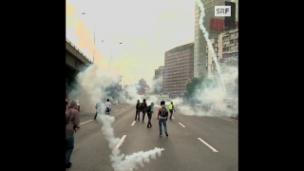 Video «Was ist los in Venezuela?» abspielen