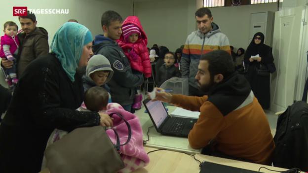 Video «Warum Flüchtlinge auch künftig nicht in der Türkei bleiben werden» abspielen