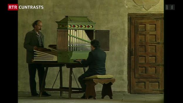 Laschar ir video ««Sas anc?»: Il gust da la puolvra e la paschiun da reanimar – orgels in Spogna»